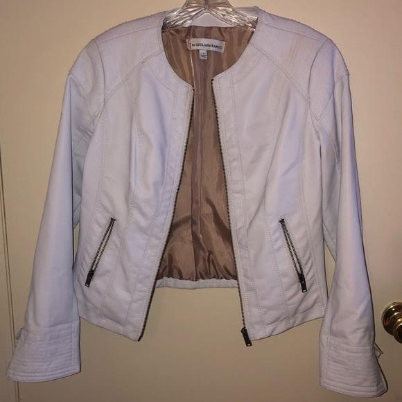 "27e233066e G"" by Giuliana Rancic Jackets & Coats | White G By Giuliana Rancic S ..."